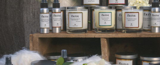 FAVOR Candles